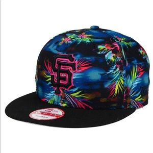 SF Giants SnapBack hat